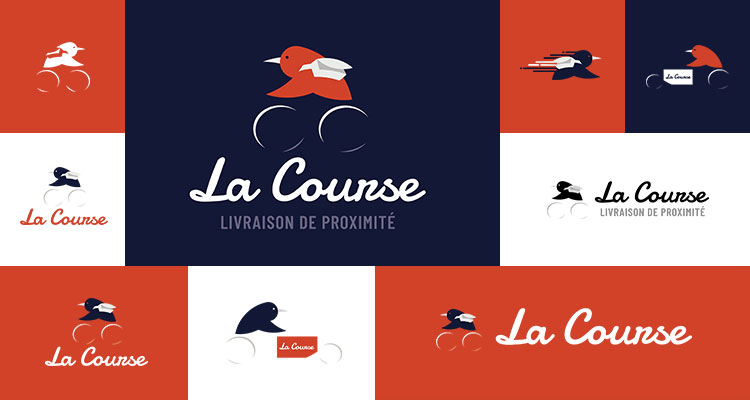 Logo La Course